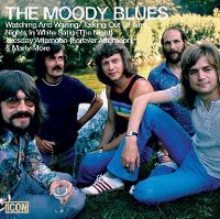 Cover The Moody Blues - Icon [2013]